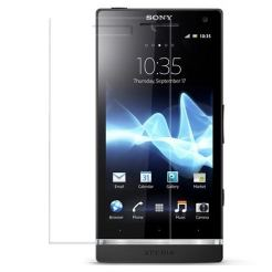 Crystal Screen Protector - защитно покритие за Sony Xperia V