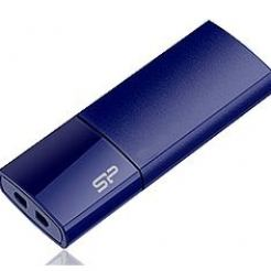 Silicon Power Ultima U05 Blue 8GB USB 2.0 флаш памет