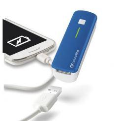 Външна батерия за телефон 2200mAh различни цветове