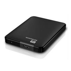 Western Digital Elements Portable™ USB 3.0 1TB - външен 2.5 хард диск 1TB (черен)