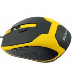 6D Wired Optical Mouse  DeTech  - 905