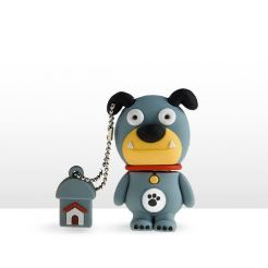 USB Tribe Animals Bill the Sage High Speed USB 2.0 Flash Drive 8GB - флаш памет 8GB