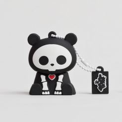 USB Tribe Skelanimals Chung Kee The Panda High Speed USB 2.0 Flash Drive 4GB - флаш памет 4GB