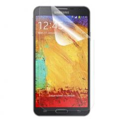 Trendy8 Screen Protector - защитно покритие за дисплея на Samsung Galaxy Note 3 Neo (2 броя)