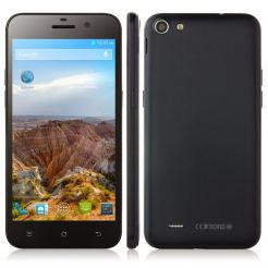 "GSM PRIVILEG A2800 8-core 2xSIM Android 4.2 IPS 5"" бял или черен цвят"