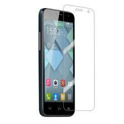 Trendy8 Screen Protector - защитно покритие за дисплея на Alcatel One Touch Idol X 6040 (2 броя)