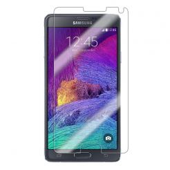 TIPX Tempered Glass Protector - калено стъклено защитно покритие за дисплея на Samsung Galaxy Note 4 N9100