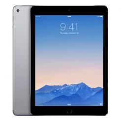 Apple iPad Air 2 Wi-Fi + 4G 128GB с ретина дисплей и A8 чип с 64 битова архитектура (тъмносив)