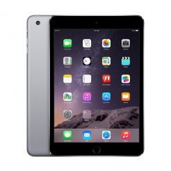 Apple iPad Mini Retina Display 2 Wi-Fi + 4G, 128GB, 7.9 инча, Touch ID (тъмносив)