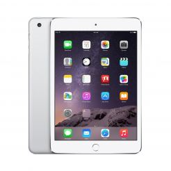 Apple iPad Mini Retina Display 2 Wi-Fi + 4G, 128GB, 7.9 инча, Touch ID (сребрист)