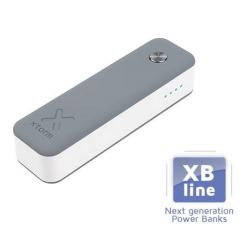 A-solar Xtorm Power Bank Move XB098 - външна батерия с USB изход за мобилни телефони и таблети (2600 mAh)