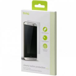 HTC Premium Screen Protector SP R230A - оригинално защитно покритие за HTC One 3 M9