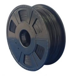 Консуматив за 3D принтер Acccreate - PLA filament 1.0kg, 1.75 mm BLACK