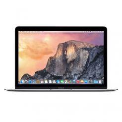 Apple MacBook 12 Dual Core Intel Core M 1.2GHz /512GB SSD / 8GB / Intel Graphics 5300 (тъмносив)