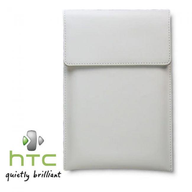 Htc flyer pouch оригинален кожен калъф за htc