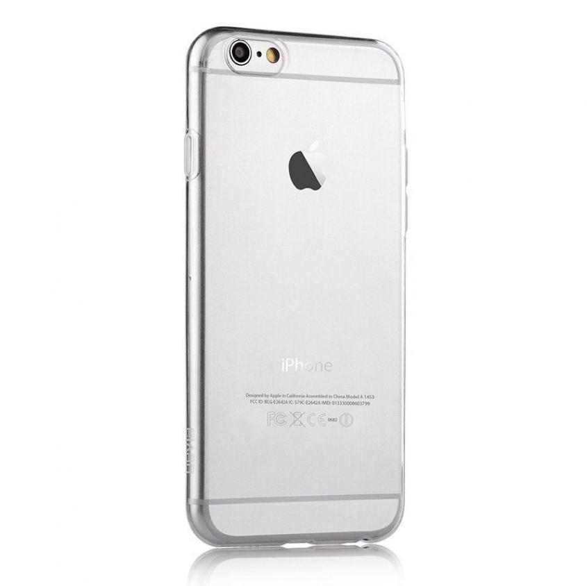 Силиконовый чехол-накладка для iPhone XR Devia Naked Case