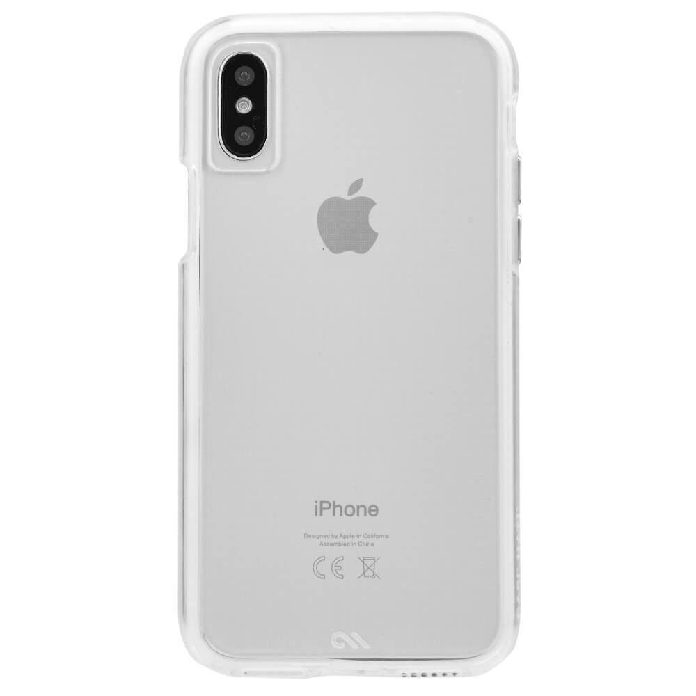 iphone clear cache casemate barely there поликарбонатов кейс за iphone x 11757
