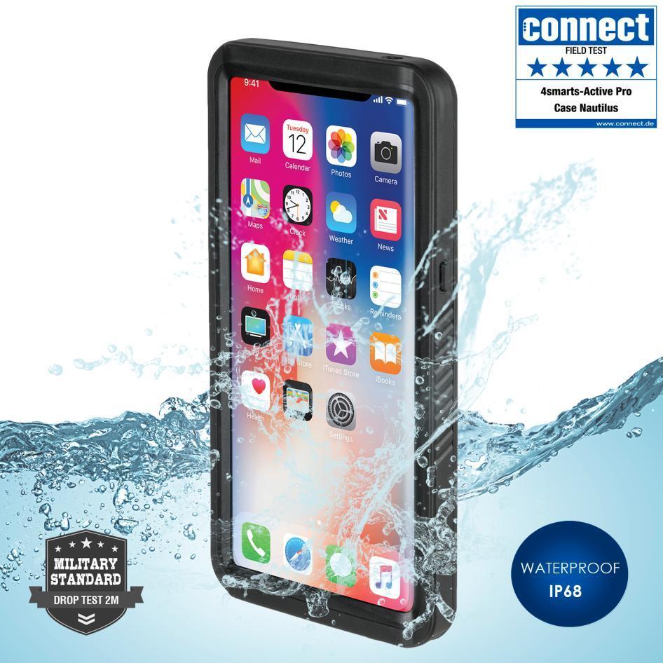 e1195abeb42 4smarts Waterproof Case Active Pro NAUTILUS - ударо и водоустойчив калъф за  Samsung Galaxy S9 (
