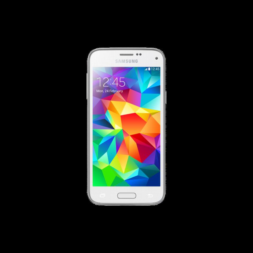 smartphone samsung sm g800f galaxy s5 mini white. Black Bedroom Furniture Sets. Home Design Ideas