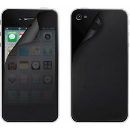 CaseMate Stealth Matte - скин и защитно покритие за iPhone 4/4S