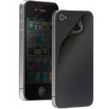 CaseMate Stealth Matte - скин и защитно покритие за iPhone 4/4S  2