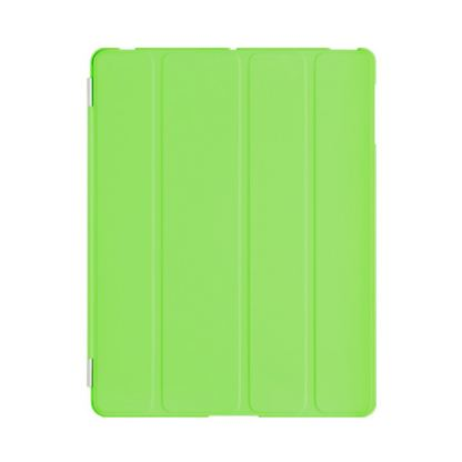 SwitchEasy CoverBuddy - кейс за iPad 3 (съвместим с Apple Smart cover) - зелен