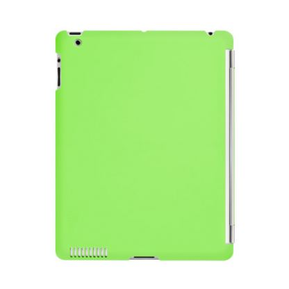 SwitchEasy CoverBuddy - кейс за iPad 3 (съвместим с Apple Smart cover) - зелен  5