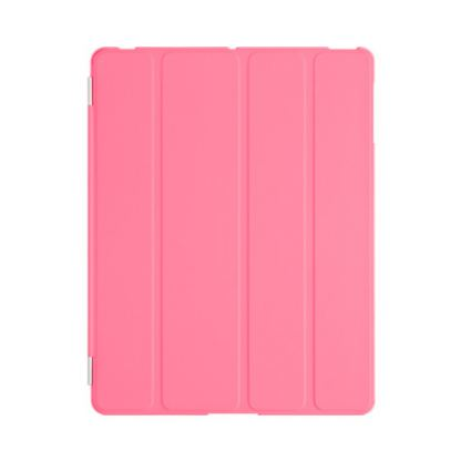 SwitchEasy CoverBuddy - кейс за iPad 3 (съвместим с Apple Smart cover) - розов  2