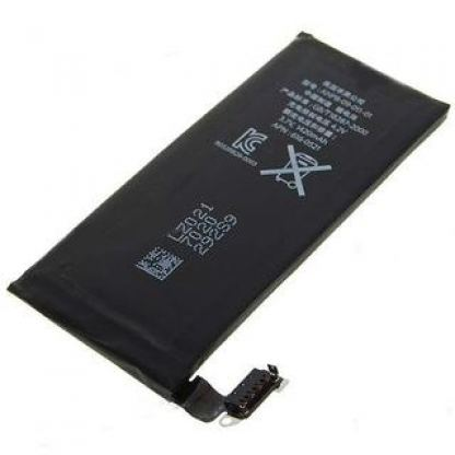 Apple Battery - oригинална резервна батерия за iPhone 4S (3.7V 1430mAh)  2