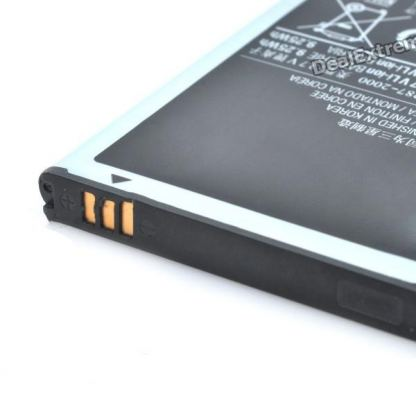 Резервна батерия 3.7V 2500mAh за Samsung Galaxy Note i9220  2