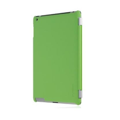 Incipio Smart Feather - кейс за iPad 3 (съвместим с Apple Smart cover) - зелен