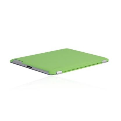 Incipio Smart Feather - кейс за iPad 3 (съвместим с Apple Smart cover) - зелен  2