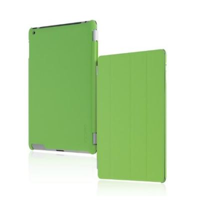 Incipio Smart Feather - кейс за iPad 3 (съвместим с Apple Smart cover) - зелен  4