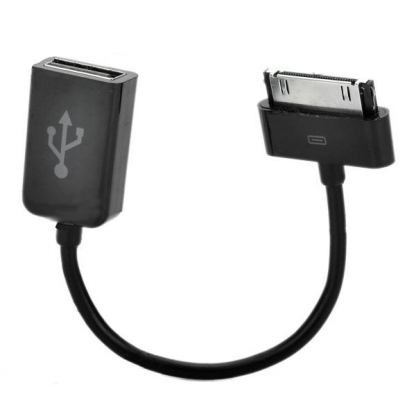 USB Adapter Cable - адаптер за Samsung Galaxy Tab 7.0 Plus и 7.7