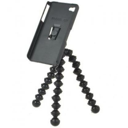 Flexible iPhone Tripod - кейс и трипод за iPhone 4/4S