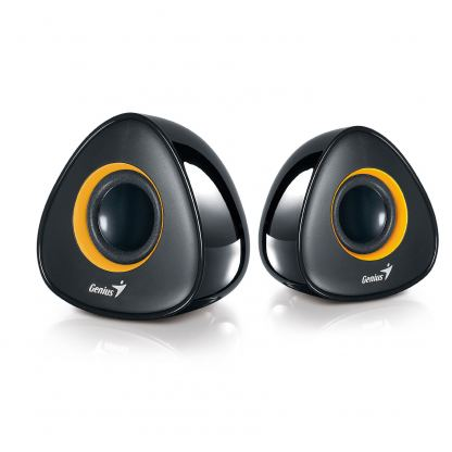 Тонколони GENIUS SP-U150X 3.5W USB Yellow