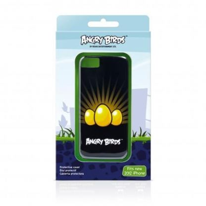 Gear4 Angry Birds Classic Golden Eggs - поликарбонатов кейс за iPhone 5 2