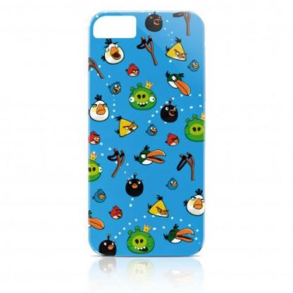 Gear4 Angry Birds Classic Ensamble - поликарбонатов кейс за iPhone 5 2