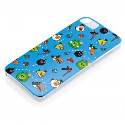 Gear4 Angry Birds Classic Ensamble - поликарбонатов кейс за iPhone 5