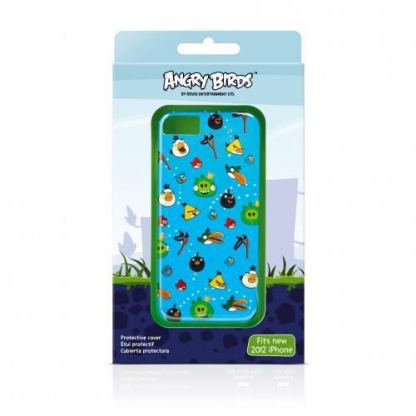 Gear4 Angry Birds Classic Ensamble - поликарбонатов кейс за iPhone 5 3