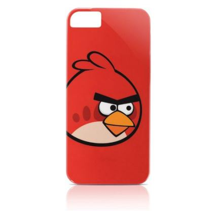 Gear4 Angry Birds Classic Red Bird - поликарбонатов кейс за iPhone 5