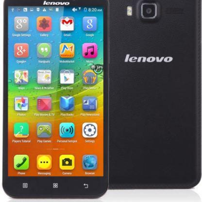 Lenovo A916, 8-ядрен, смартфон с две сим карти 3