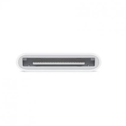 Apple Lightning to 30 pin Dock Connector - оригинален адаптер за iPhone 5, iPod Touch 5, iPod Nano 7 2