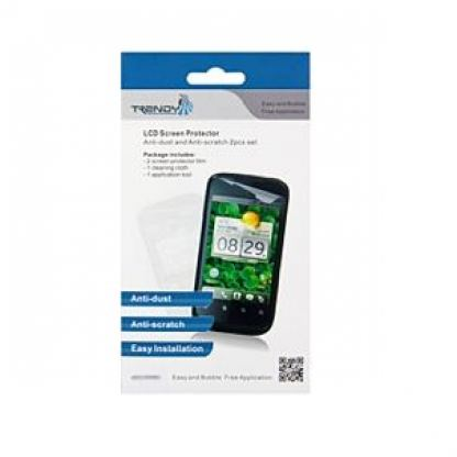 Trendy8 Display Protector - защитно покритие за дисплея на Samsung Galaxy Note 2 N7100 2