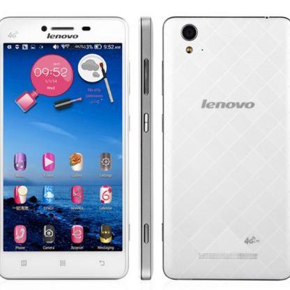 "Lenovo A858W, екран 5"", смартфон с 2 сим карти"