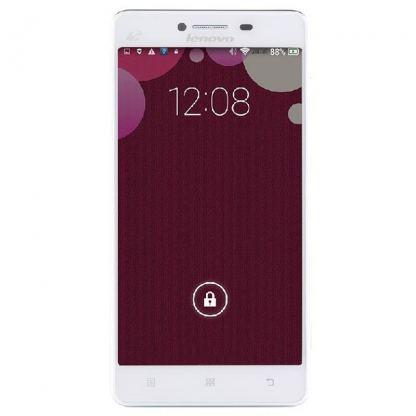 "Lenovo A858W, екран 5"", смартфон с 2 сим карти 2"