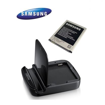 Samsung Battery Charger Stand - поставка и батерия за Samsung Galaxy S3 i9300