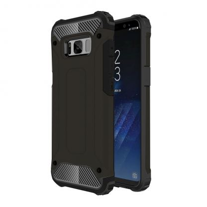 Forcell Tough Armor - удароустойчив кейс за Samsung Galaxy Note 8 (черен)