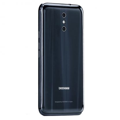 DooGee BL5000, 5.5 инча Full HD, 4GB RAM + 64GB памет, 8-ядрен, 5050 mAh батерия, 13MP Dual Камера, Dual Sim, Цена (черен) 5