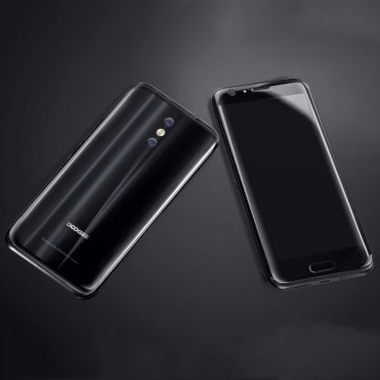 DooGee BL5000, 5.5 инча Full HD, 4GB RAM + 64GB памет, 8-ядрен, 5050 mAh батерия, 13MP Dual Камера, Dual Sim, Цена (черен) 2